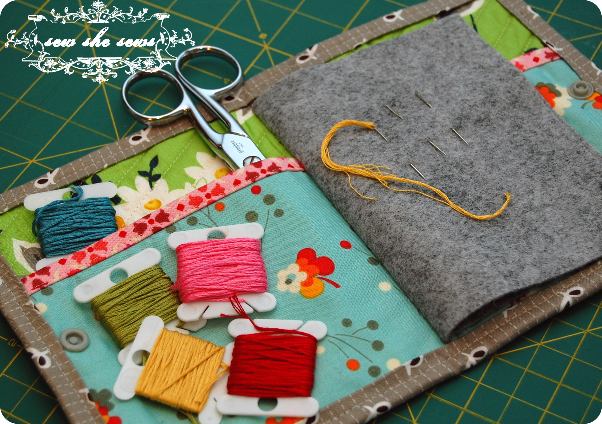 Needle Book GIVEAWAY! | Sew She Sews\'s